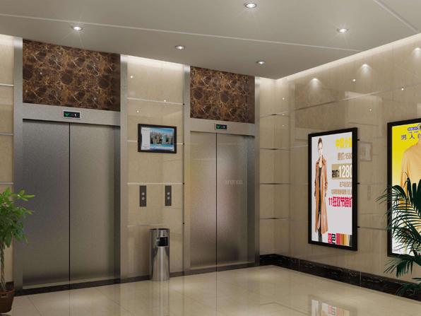 万州商用电梯安装