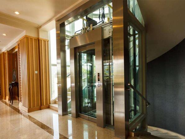 别墅观光电梯安装