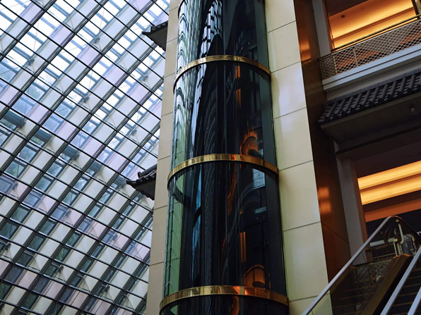 室内观光电梯