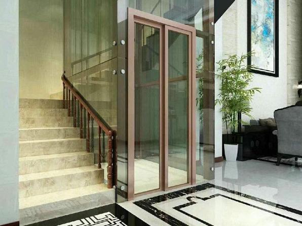 万州家用电梯施工