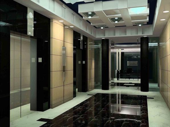 江津酒店电梯设计