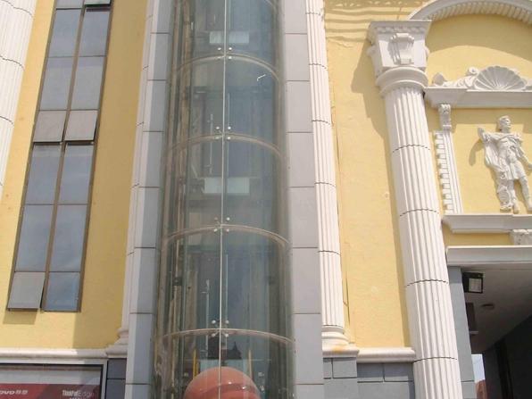 重庆室外观光电梯