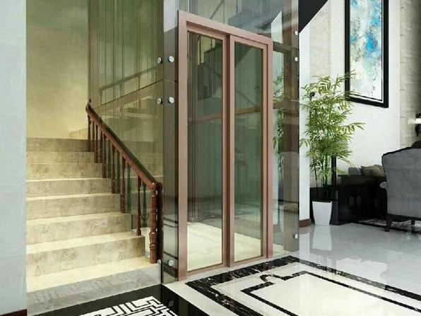 家用电梯施工