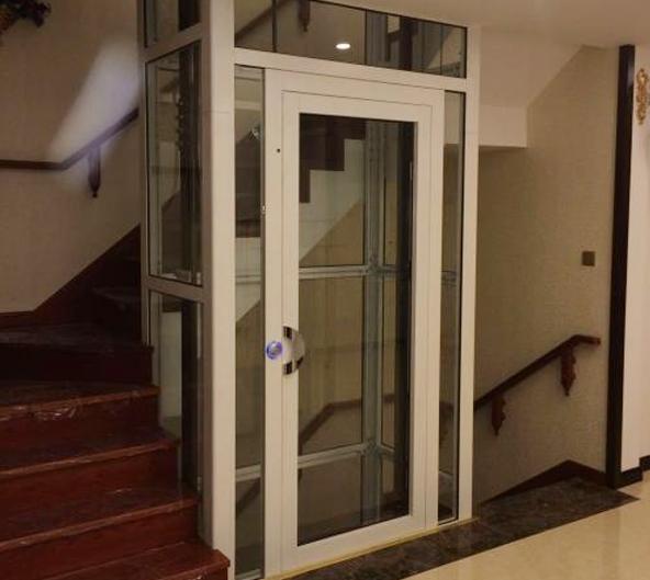 重庆别墅电梯施工